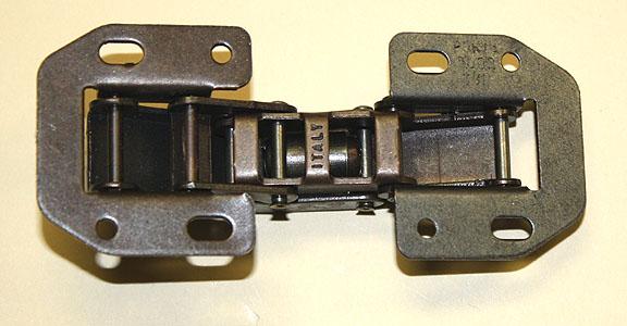 TGN 2000 MIGNON Concealed Cabinet Hinge